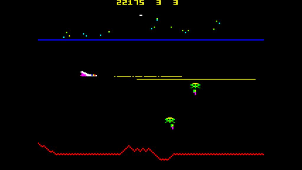 BBC Micro Planetoid