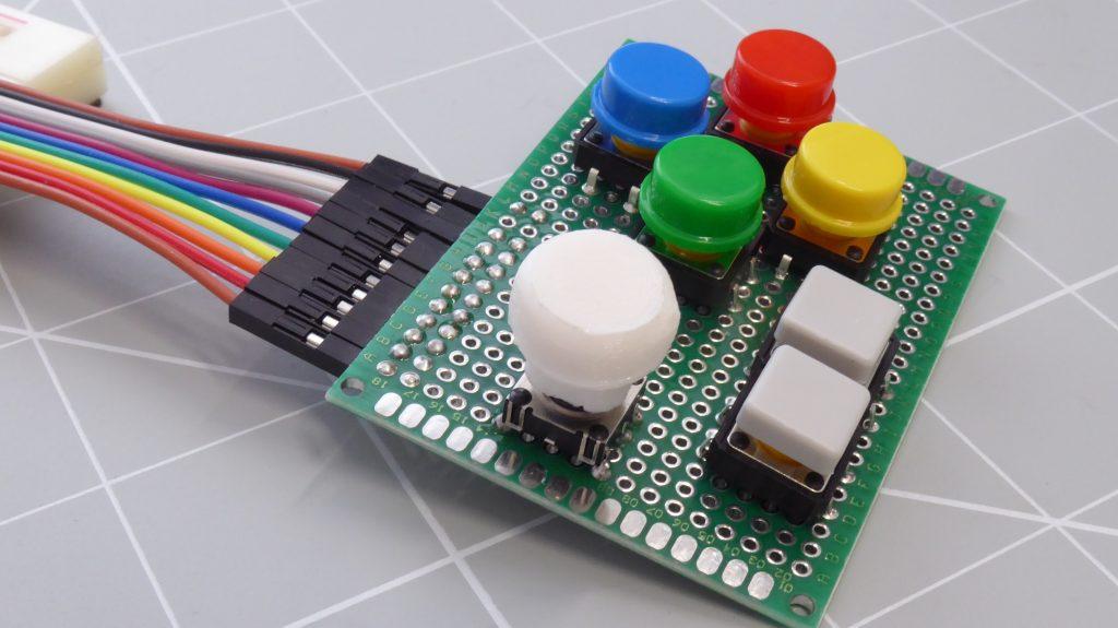 GPIO controller prototype