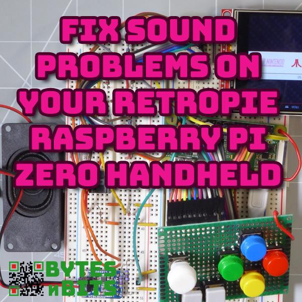 Fix Raspberry Pi Zero Sound Problems