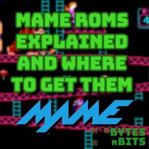 MAME ROMs explained