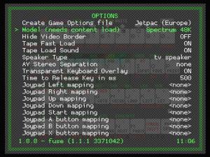 Select 48K ZX Spectrum